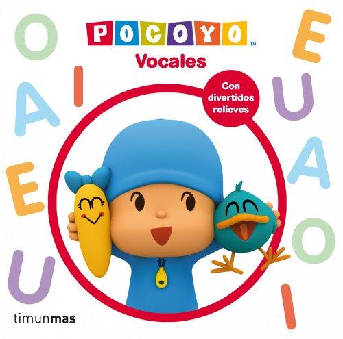 Pocoyó. Vocales: Con divertidos relieves (Pocoyo)