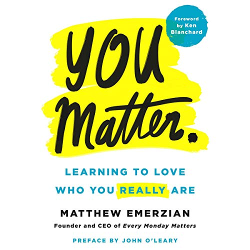 You Matter.  By  cover art