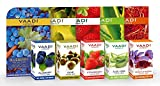 Vaadi Herbals Assorted Facial Bars, 25g (Pack of 5)
