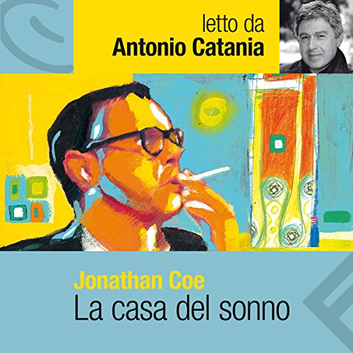 La casa del sonno audiobook cover art