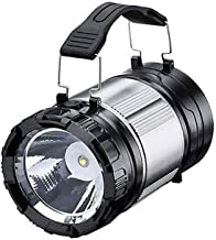 LKNJLL Handheld Spotlight Super Bright Portable Rechargeable LED Searchlight Lantern Flashlight Waterproof Spot Lamp for H...