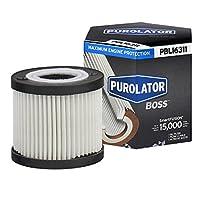 Purolator BOSS オイルフィルター single filter ブラック PBL16311