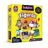 Brinquedos Estrela Brainbox Figuras Jogo 4+ Anos, Multicor
