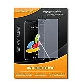 SWIDO Schutzfolie für LG Stylus 2 [2 Stück] Anti-Reflex MATT Entspiegelnd, Hoher Festigkeitgrad, Schutz vor Kratzer/Bildschirmschutz, Bildschirmschutzfolie, Panzerglas-Folie