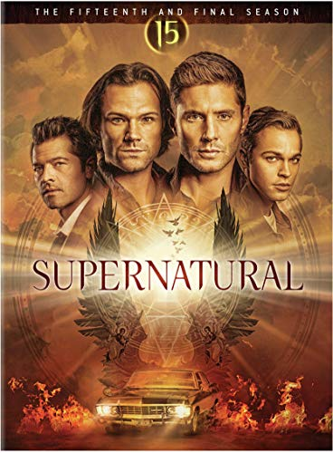 Supernatural: The Complete Fifteenth and Final Season (DVD)