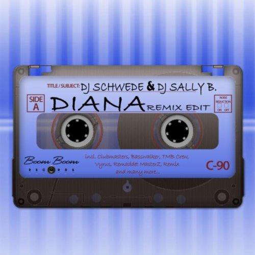Diana Remixes (Night Inspiration Electro Remix)