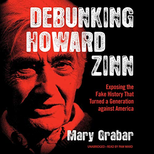 Couverture de Debunking Howard Zinn