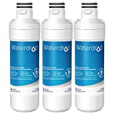 Waterdrop MDJ64844601 Refrigerator Water Filter, Replacement for LG LT1000P, LT1000PC, MDJ64844601,...