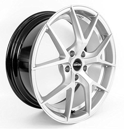 SEITRONIC® RP5 Alufelge Hyper Silver 8J 5x112-ET45-66,6 (19 Zoll)