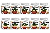 Tassimo Jacobs Café Au Lait (10 Stück, insgesamt 160 Kapseln, 160 Portionen)