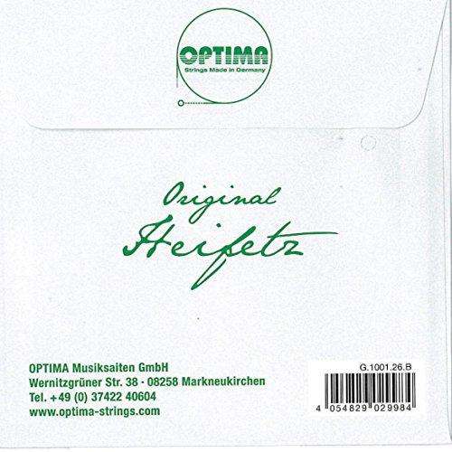 OPTIMA『ゴールドブロカットバイオリンE線4/4(G100126B)』