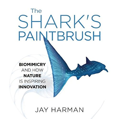 The Shark's Paintbrush audiobook cover art