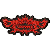 Godsmack - Tribal Fire - Iron on or Sew on Embroidered Patch