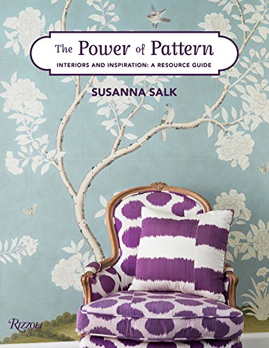 Download The Power of Pattern: Interiors and Inspiration: A Resource Guide 0847862895