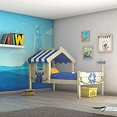 Kinderbett CrAzY Sharky