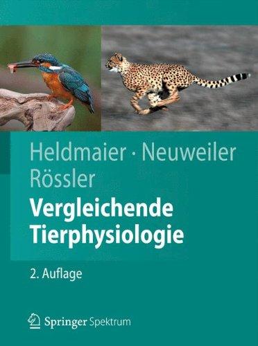 Vergleichende Tierphysiologie (Springer-Lehrbuch)