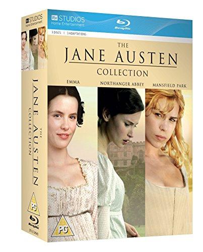 Jane Austen - Boxset [Blu-ray] [UK Import]