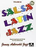 64 Salsa Latin Jazz + Cd