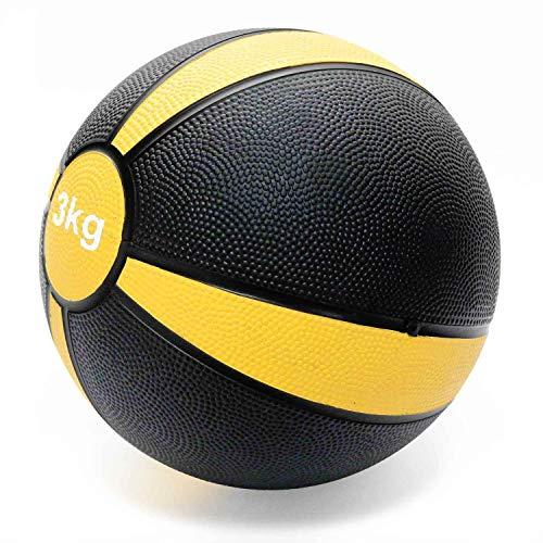 メディシンボール ラバー製 1kg / 3kg /5kg 体幹トレーニング 筋トレ 体幹
