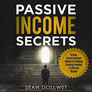 Passive Income Secrets audiobook cover art