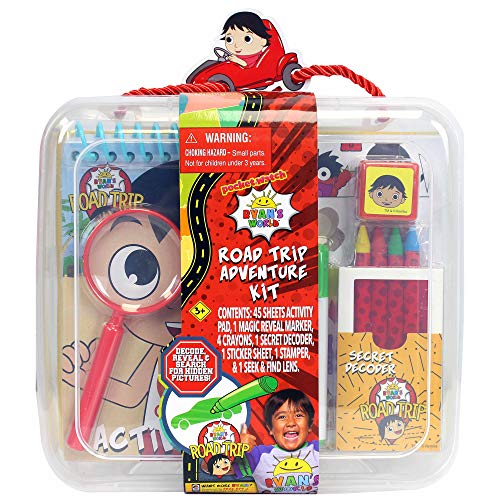 Tara Toys Ryan's World Road Trip Adventure Kit, Multi