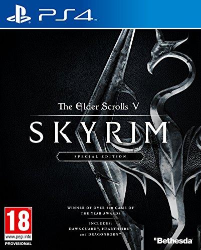 Elder Scrolls V: Skyrim Special Edition - PlayStation 4 [Importación inglesa]