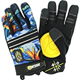 Sector 9 BHNC Slide Gloves L/XL - Hawaii by Sector 9