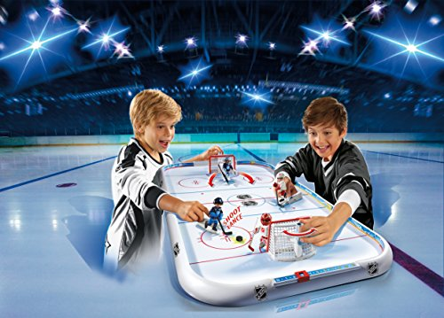 Aréna de Jeu Hockey Playmobil NHL™ - 1