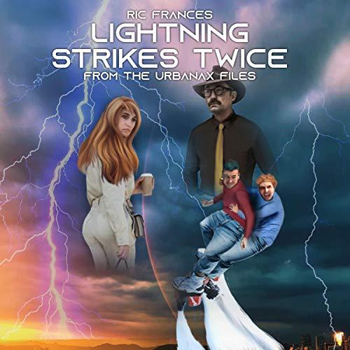 Lightning Strikes Twice cover art