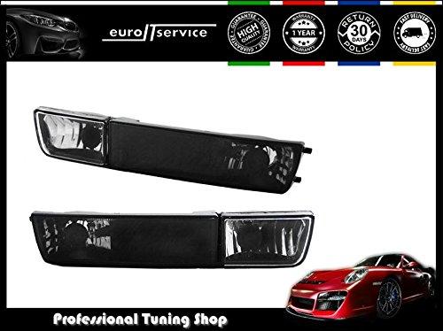 Top Indicateurs avant pour VW Golf 3/Vento avec lumière brouillard et position noir clair kpvw22