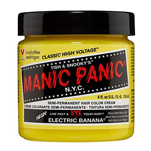 Manic Panic - Coloration semi-permanente Manic Panic High Voltage Classic Electric Banana,