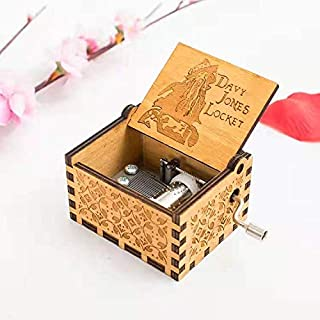 Amazon.es: caja musica madera PIRATAS DEL CARIBE