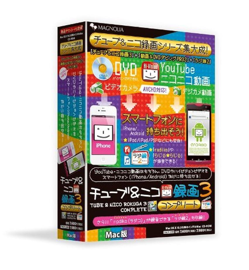 聴覚障害者ミッションケーブルチューブ&ニコ録画3 コンプリート Mac版