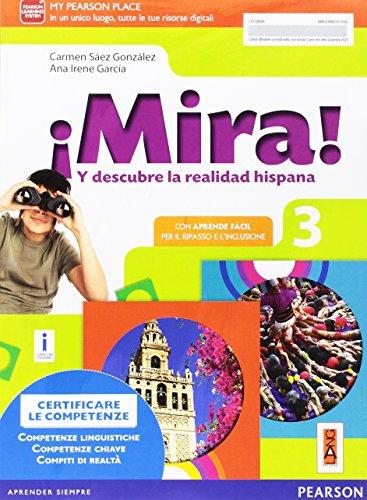 Mira! Nivel 3. Per la Scuola media. Con e-book. Con espansione online: 2