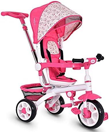 Top 10 Best radio flyer tricycle pink Reviews