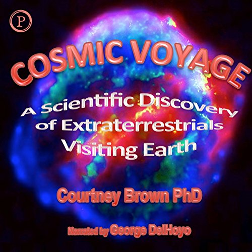 Cosmic Voyage audiobook cover art