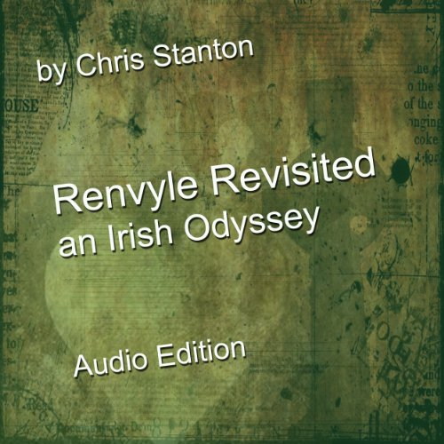 Renvyle Revisited an Irish Odyssey audiobook cover art