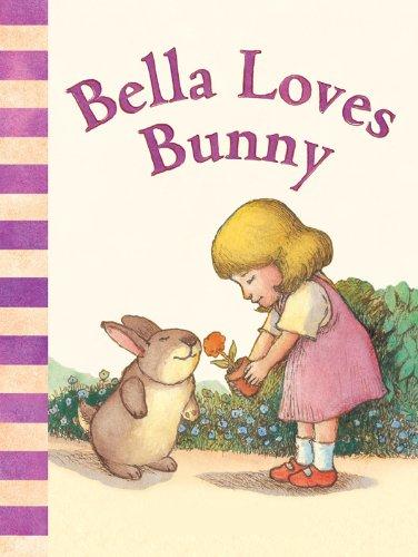 Bella Loves Bunny (David McPhail's Love Series) (English Edition)