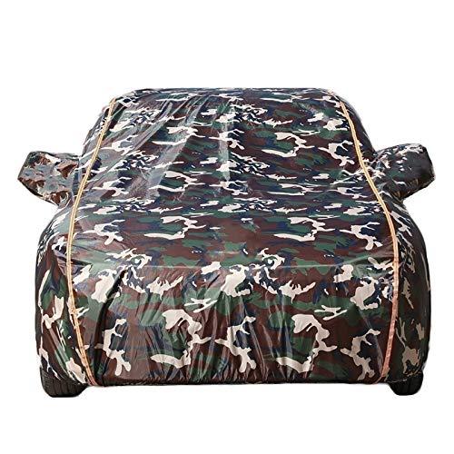 G&F Fundas para Coche Compatible con Subaru WRX STI/XV Cubierta De Coche Impermeable Exterior Ox