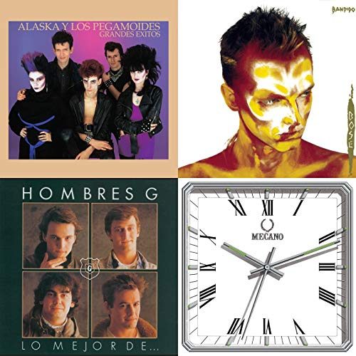 100 clásicos del Pop Español