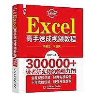Excel高手速成视频教程 (全彩印刷) 跟卢子一起学
