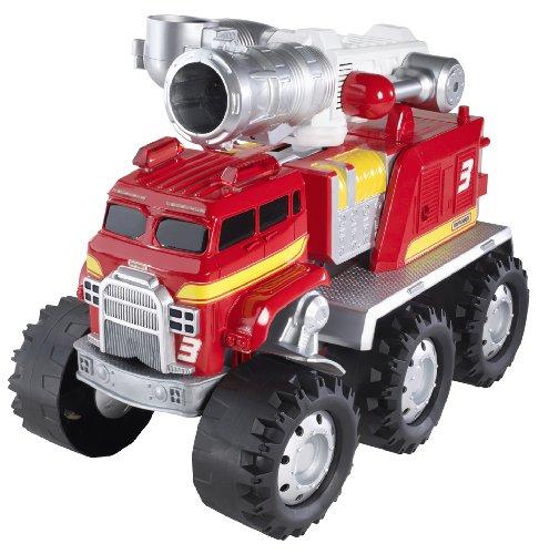 Mattel Matchbox Smokey the Fire Truck