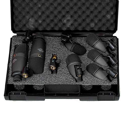 Superlux drk-f5h38-teiliges Schlagzeug Mikrofon Set Mikrofon Drum Pack