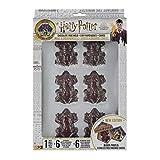 Cinereplicas Harry Potter - Molde Ranas de Chocolate + 6 Plantillas para Hacer Las Cajas + 12...