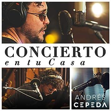 Andrés Cepeda: Concierto en Tu Casa