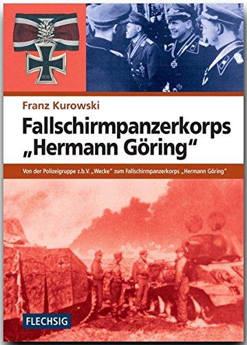 ZEITGESCHICHTE - Fallschirmpanzerkorps