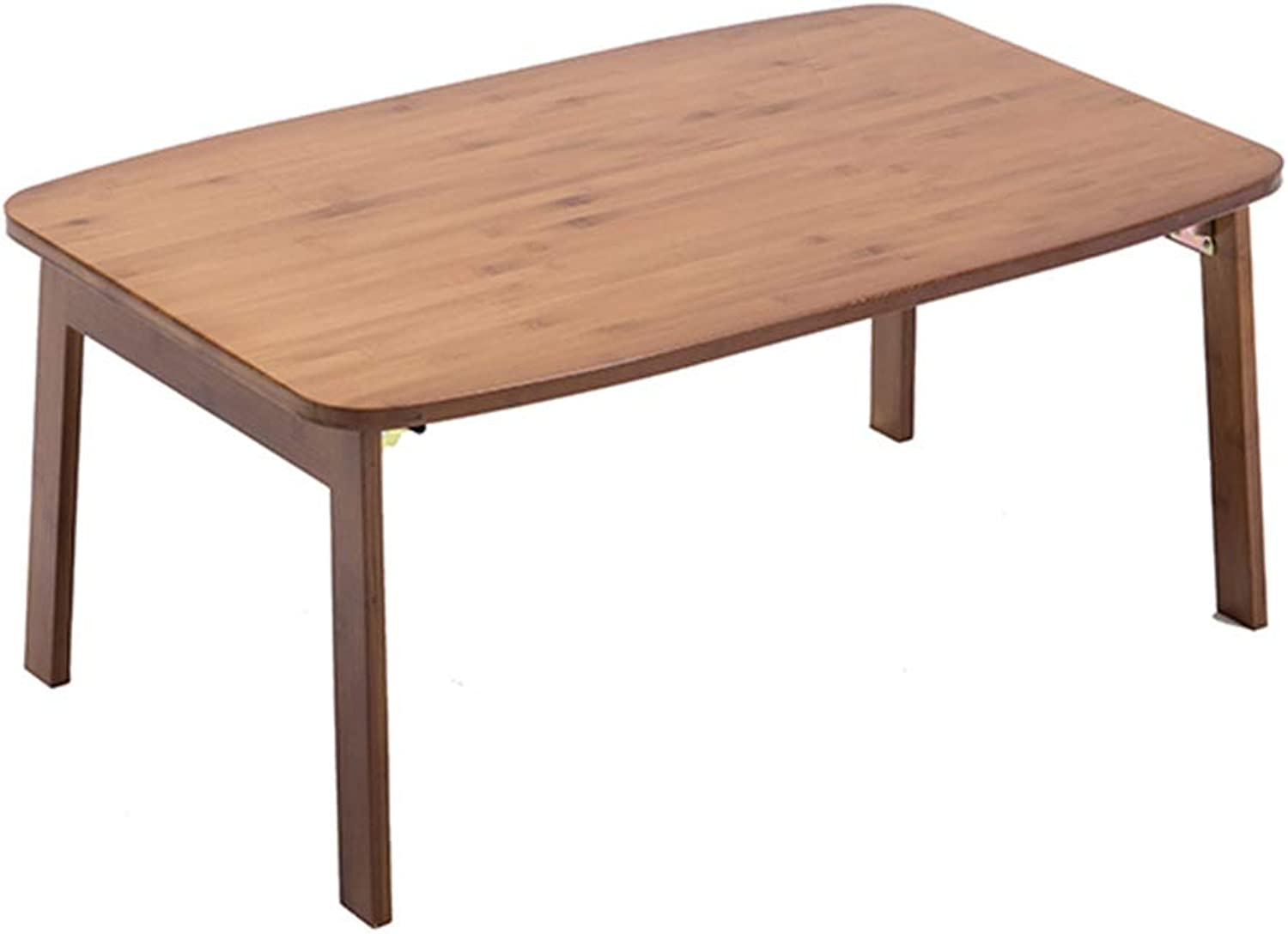 Bamboo Folding Coffee Table Simple Window Table Bed Lazy Table Living Room Coffee Table Home Low Table Restaurant Small Table Bedroom Computer Table Coffee Tables ( color   Brown , Size   604026cm )