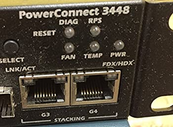 dell powerconnect 3448