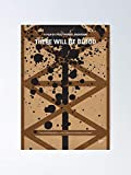 AZSTEEL No358 My There Will Be Blood Minimal Movie Poster