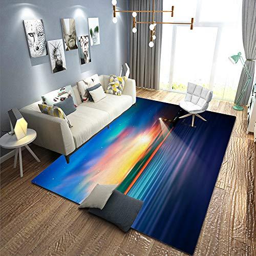 Noot tapijten, lis Home M04 72679, tapijten, badmatten, kindertapijten, 90 x 120 cm 180×210CM(5.9'×6.9') A02